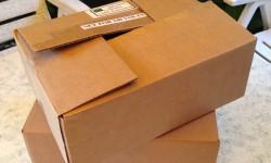 Die Kartons